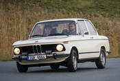 BMW 1602: Auto, které vytvořilo novou třídu