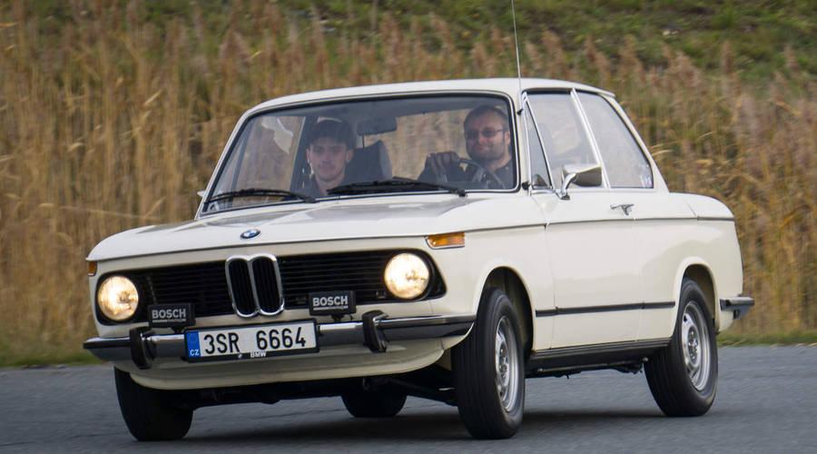 Historie, Recenze & testy: BMW 1602: Auto, které vytvořilo novou třídu