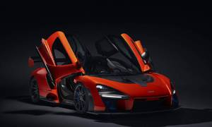 Novinky: McLaren Senna je možná až příliš aerodynamický okruhový hypersport
