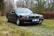 BMW 750iL: Dobrodružství bitevní lodi Bismarck