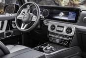 """Mercedes ukazuje interiér nového """"Géčka"""" s velkými displeji"""