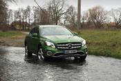 Mercedes-Benz GLA 220d 4MATIC: Vstupní brána do lepší společnosti