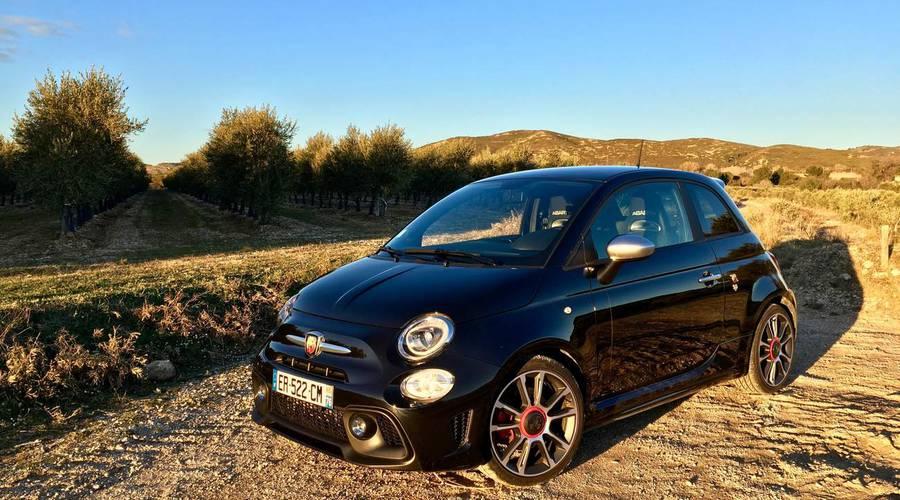 Autíčkář na cestách, Recenze & testy: Abarth 595: Šílený Ital na dovolené v Provence
