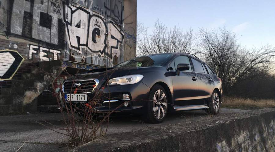 "Recenze & testy: Subaru Levorg 1.6 GT Trend Lineartronic: ""Béerzetko"" v kombíku aneb Octavia WRX"
