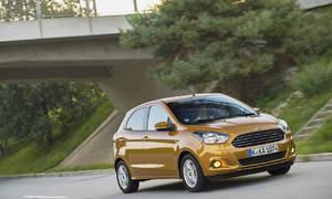 Recenze & testy: Ford Ka+: I levně to jde dobře