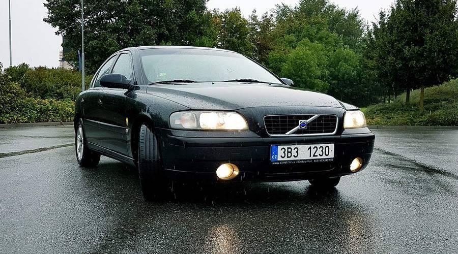 : Volvo S60 2.4: Zubařská pohotovost