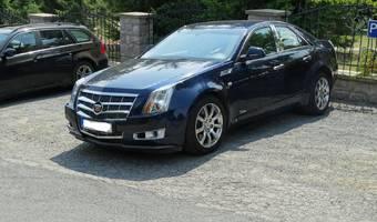 Cadillac CTS 3,6 AWD EU verze 2008