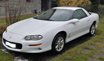 Chevrolet Camaro Coupe 3,8 V6 automat 1999