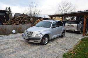 Chrysler PT Cruiser Limited Edition 2.0 104 kW LPG 2001