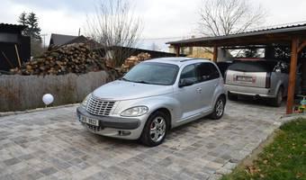 Chrysler PT Cruiser Limited Edition 2.0 104 kW LPG 2001