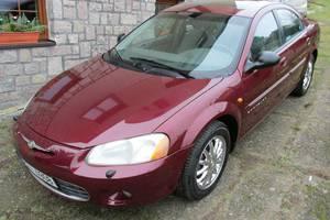 Chrysler Sebring 2.7 V6 dovoz ŠVÝCARSKO  2001