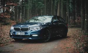 Recenze & testy: BMW 530d xDrive Touring: Lamač předsudků