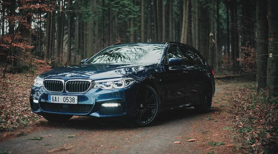 : BMW 530d xDrive Touring: Lamač předsudků