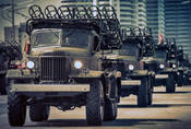 Jak Američané motorizovali Rudou armádu