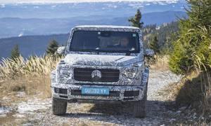 """Novinky: Mercedes uvolňuje další detaily o novém """"Géčku"""". Moc se toho nezmění"""