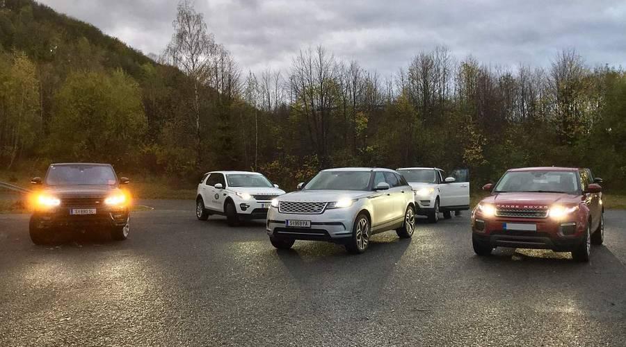 Recenze & testy: Zažili jsme Land Rover Experience na vlastní kůži!