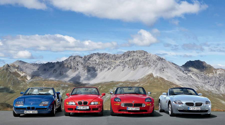 Autíčkářova garáž, Historie: BMW řada Z: I německý koncept budoucnosti dokáže být vzrušující
