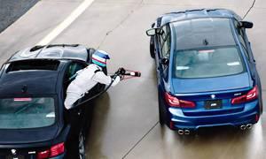 Novinky: BMW zdolalo rekord v nejdelší oddriftované vzdálenosti za 8 hodin
