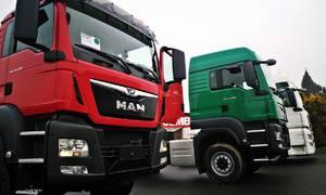 Recenze & testy: Krotili jsme bestie aneb výlet za náklaďáky MAN