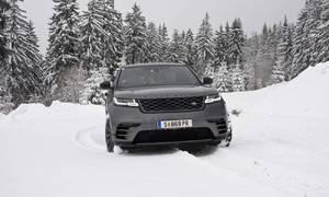 Recenze & testy: Range Rover Velar D300: Pochybné detaily a božský celek