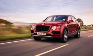 Novinky: Bentley Bentayga dostal sportovně laděný osmiválec a mocné přední brzdy