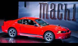 #autickarfuturista, Představujeme: Ford slibuje více než 700 koní pro příští Shelby GT500, slavné jméno Mach1 však dostane elektrické SUV
