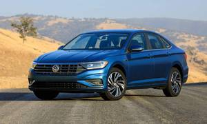 Novinky: Volkswagen Jetta je líbivý, ale v Evropě bohužel nedostupný