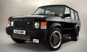 Novinky: Jensen International vylepšil starého Range Rovera trochou Ameriky