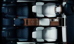 Novinky: Range Rover SV Coupé bude první luxusní SUV s jediným párem dveří