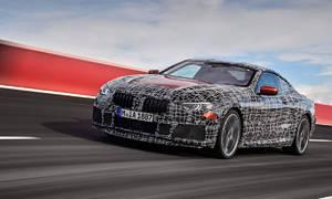 Novinky: BMW odhaluje parádní siluetu připravované osmičky na nových fotkách
