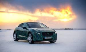 #autickarfuturista, Novinky: První plně elektrický Jaguar se odhalí světu již za měsíc