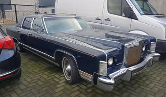 Lincoln Town Car Collector´s series 1979