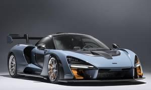 Představujeme: McLaren Senna: 800 koní, 800 Nm, 800 kg přítlaku!
