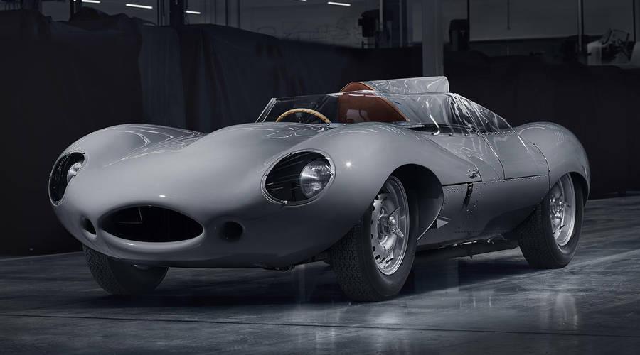 Novinky, Představujeme: Jaguar Classic Works postaví 25 zbrusu nových D-Type