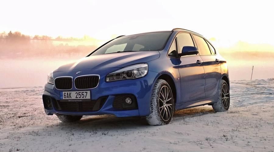 Recenze & testy: BMW 218d xDrive: Jízdenka do Mnichova