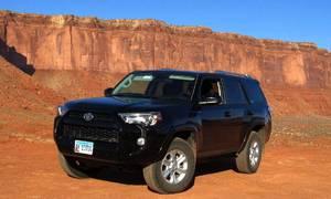 Autíčkář na cestách, Recenze & testy: Toyota 4Runner SR5: Dvě tuny svobody z Japonska