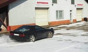 Autíčkářovy projekty, Garážoví kutilové, Trackday, WTF?: PlechCup závodní speciál: Mazda RX-E30