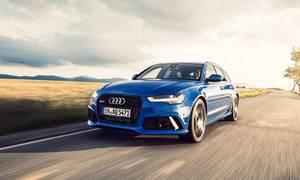 Novinky: RS6 Avant Performance Nogaro Edition je ta nejšílenější Audi, co lze koupit přímo u Audi