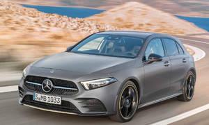 Novinky: Mercedes představil čtvrtou generaci hatchbacku třídy A