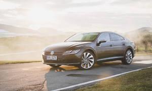 Recenze & testy: Volkswagen Arteon 2.0 BiTDI: Uhlazený elegán