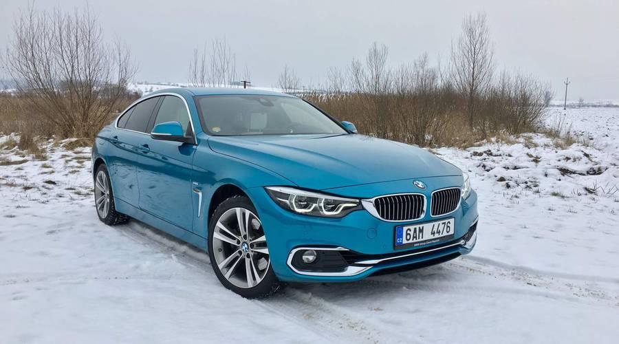 Recenze & testy: BMW 430d xdrive Gran Coupé: Problém očekávání