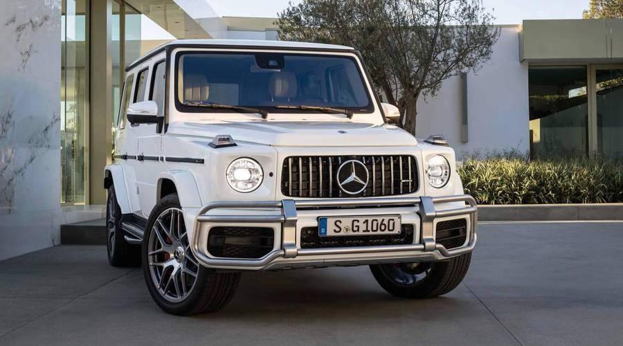 Novinky: Mercedes-AMG G63 – na nejšílenější krabici jsme nečekali dlouho