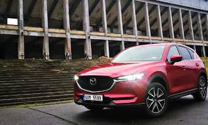 Recenze & testy: Mazda CX-5 G194 AWD: Cesta za dobrodružstvím