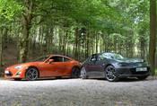 Mazda MX-5 RF 2.0 G-160 versus Toyota GT86: Dvě gejši a umění juda