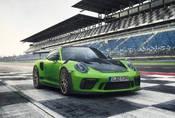 Nová 911 GT3 RS je možná poslední svého druhu s atmosférickým motorem