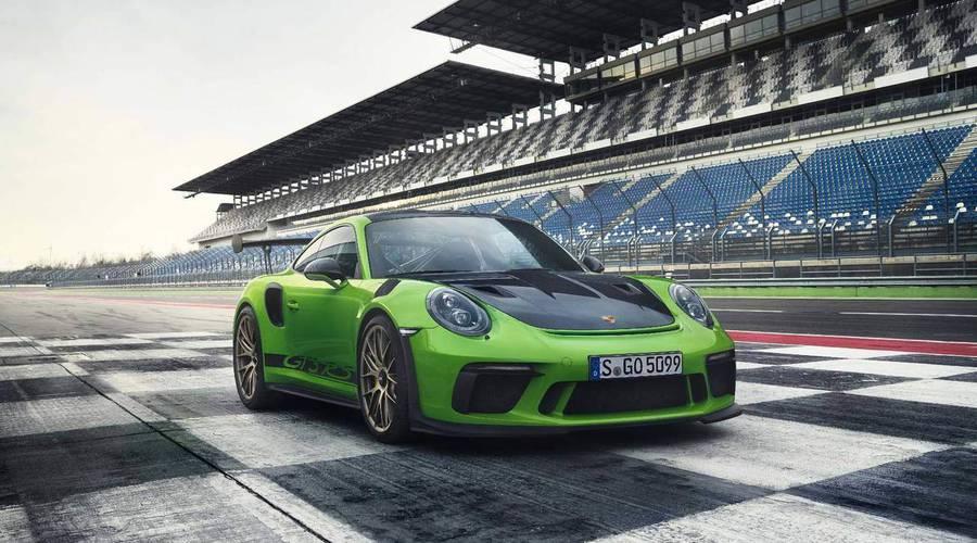 Novinky: Nová 911 GT3 RS je možná poslední svého druhu s atmosférickým motorem