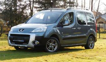 Peugeot Partner PARTNER TEPEE OUTDOOR 1.6 HDI  2011