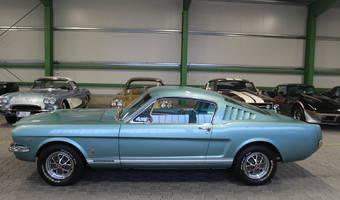 Ford Mustang FASTBACK V8 TOP STAV 1966