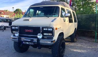 GMC Vandura 2500 1993