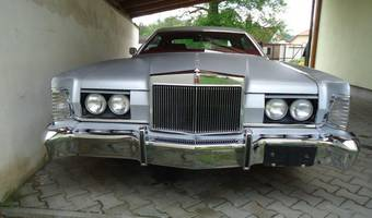 Lincoln MK 4 Lincoln Continental Mark IV 1973